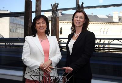 Aine Brolly & Anne Heraty