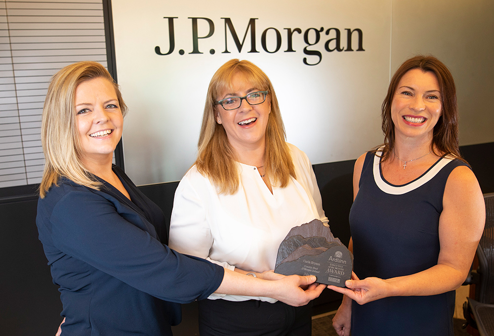 Carin Bryans Ardlinn Executive of the Month July 2018