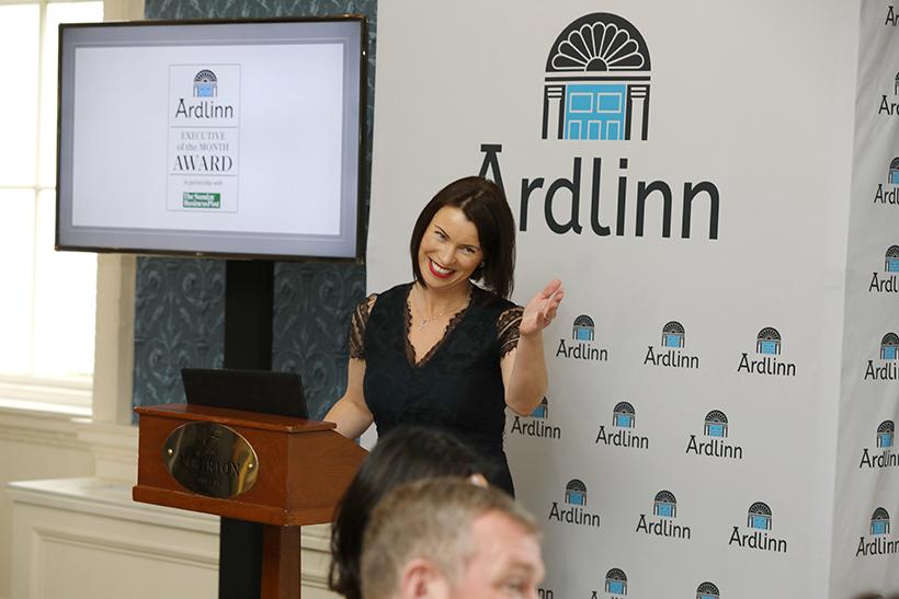 Ardlinn Executive of the Month Awards 2018